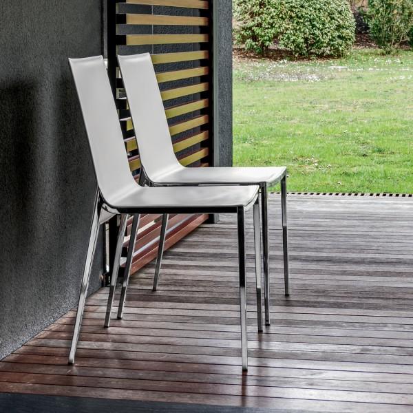 St hle esszimmer designerm bel die wohn galerie for Design lederstuhl esszimmer