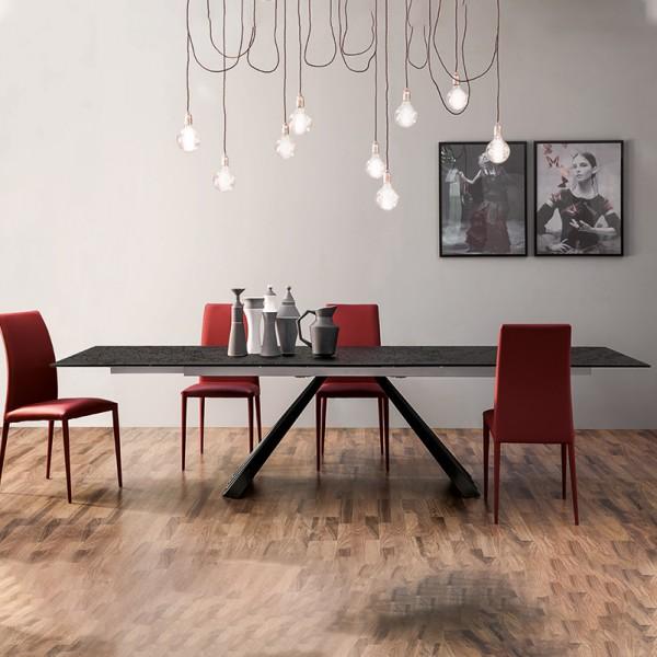 Keramiktisch Ventaglio- V_02C