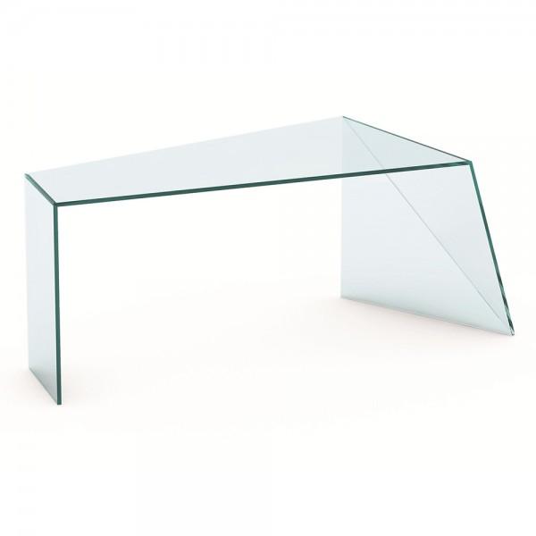 *Special *  Glas Schreibtisch PENROSE zum Sonderpreis