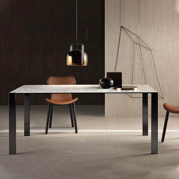 Design Keramiktisch LIVINGSTAND