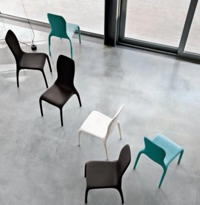 Designer Esszimmerstuhl LISETTA
