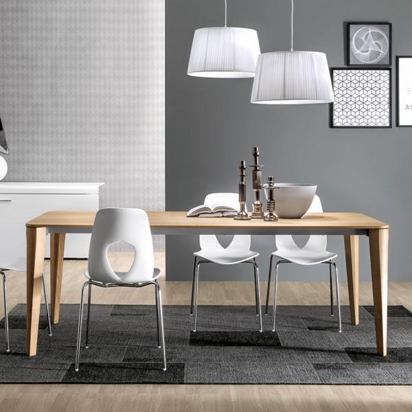 Holz Esstisch DAFNE von TONIN CASA