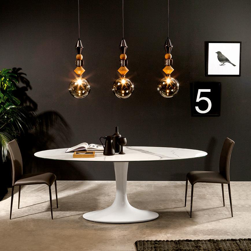 Konferenztische b ro designerm bel die wohn galerie - Designermobel italien ...