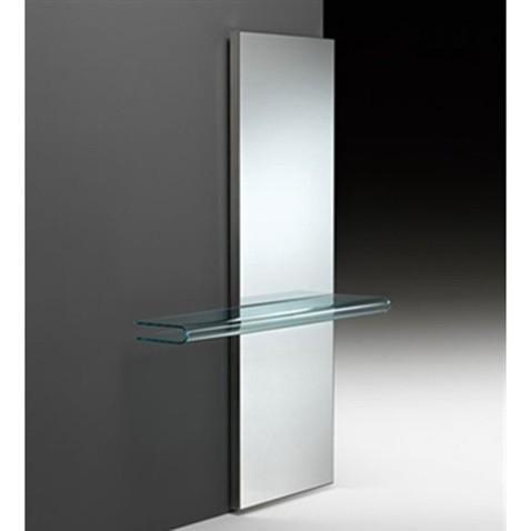 Wandspiegel LET ME SEE mit Glasablage