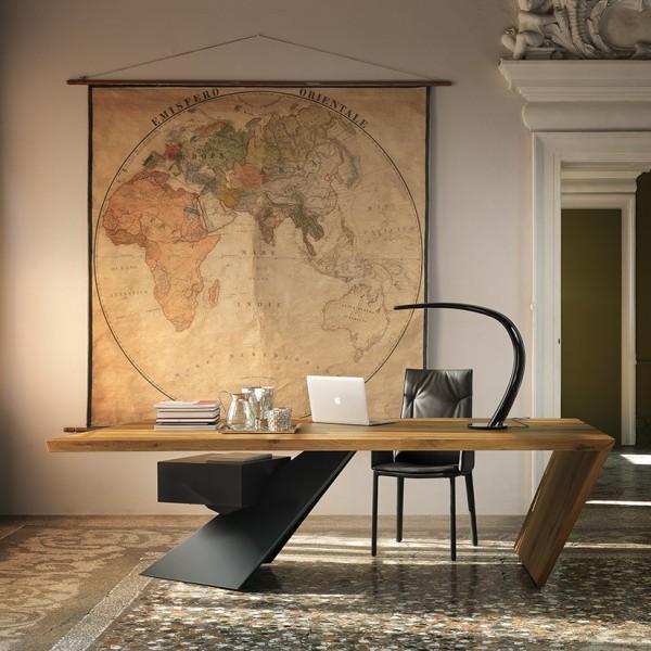 Designer Schreibtisch NASDAQ von CATTELAN