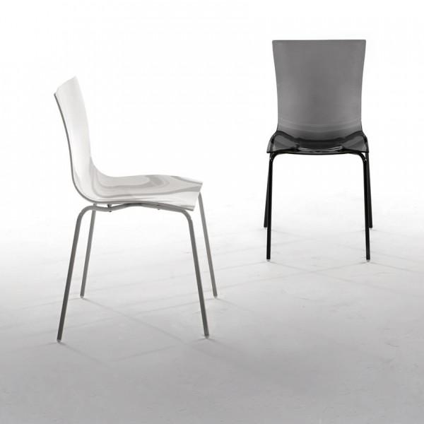 Designer Stapelstuhl ARIA EASY