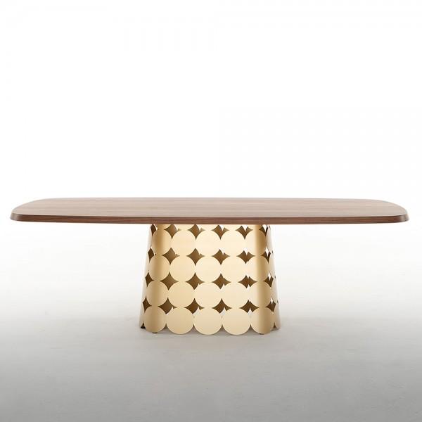 Design Esstisch POIS von Tonin Casa