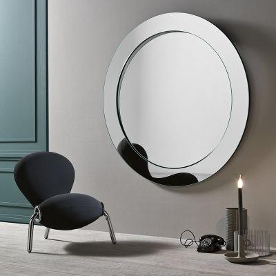 Design Spiegel GERUNDIO-rund