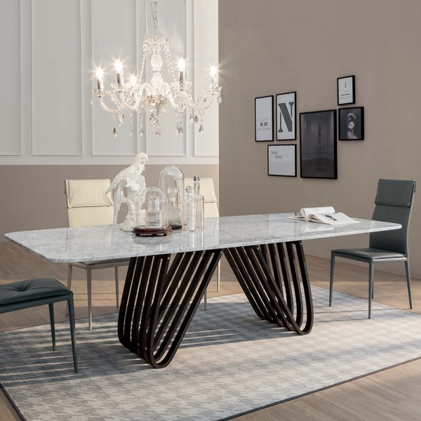Design Marmor Esstisch ARPA