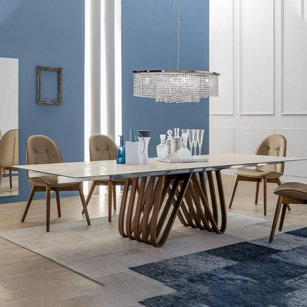 Design Keramiktisch ARPA ausziehbar