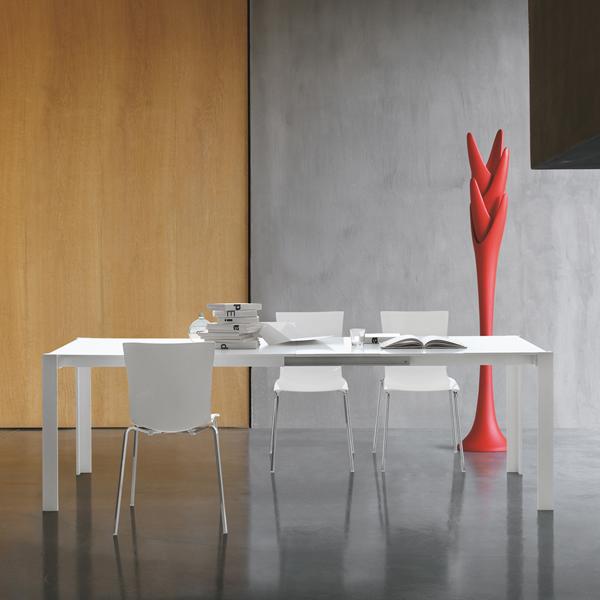 Esstisch Urbino ~ Glasesstisch SMART in trendigem Anthrazit im SALE  DieWohnGalerie