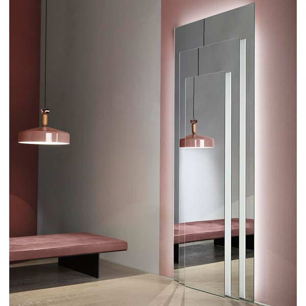 Design Wandspiegel DOORS von Tonellidesign