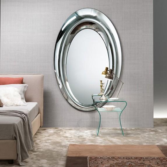 Wandspiegel MARY -oval-
