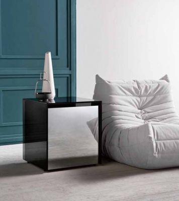 Design Beistelltisch / Nachttisch GOTHAM