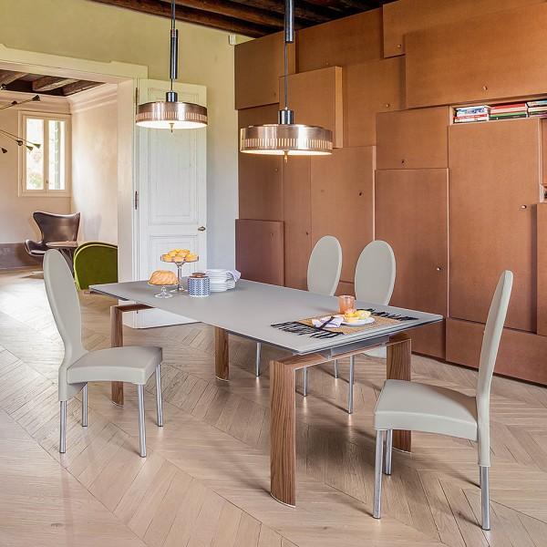Esstische esszimmer designerm bel die wohn galerie for Designer esstisch italien