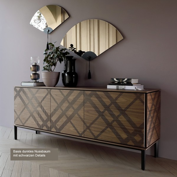 Design Sideboard TARTAN
