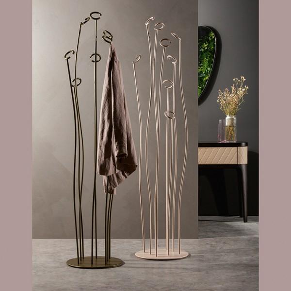 Garderobe ALGA- stone bronze (83) und aghata pink (68)
