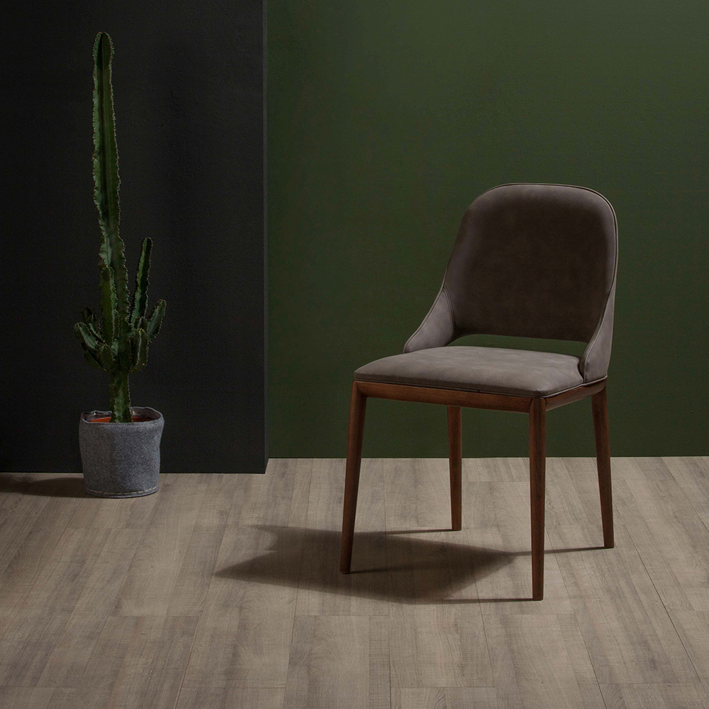 lederstuhl malva von tonin casa die wohn galerie. Black Bedroom Furniture Sets. Home Design Ideas