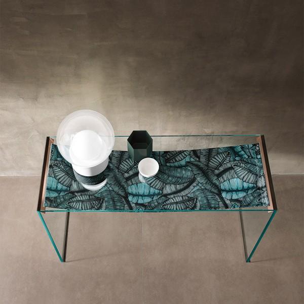 Glas Konsole AMACA von Tonellidesign