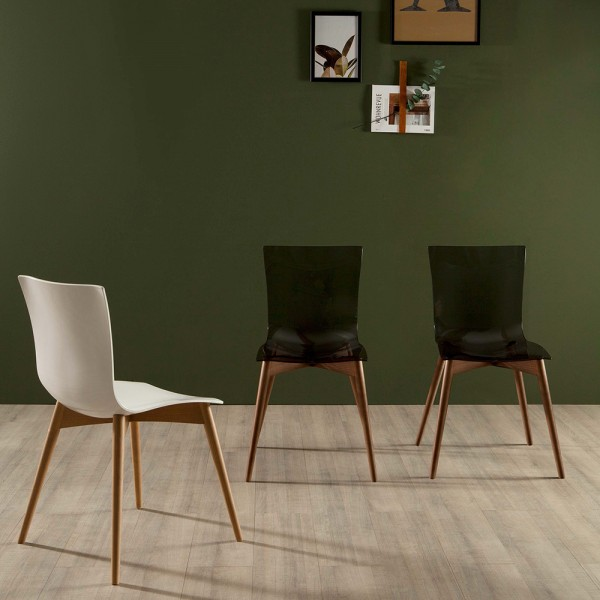 Design Stuhl ARIA Wood