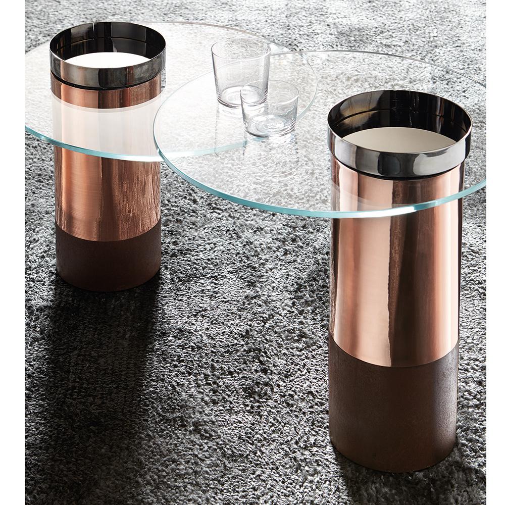 design beistelltisch haumea von gallotti radice die wohn. Black Bedroom Furniture Sets. Home Design Ideas
