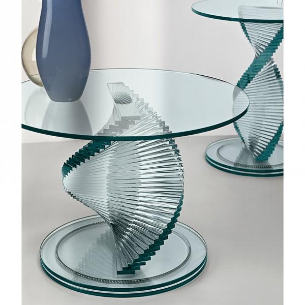 Design Beistelltisch ELICA drehbar