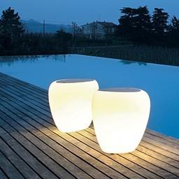 Beistelltisch / Couchtisch IOS-beleuchtet