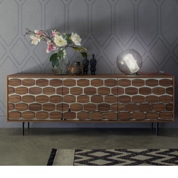 Sideboard HONEY mit Schubladen
