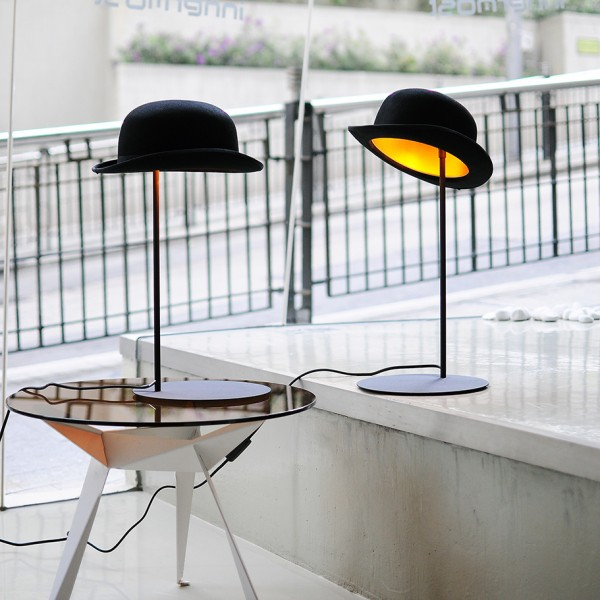 Design Lampe JEEVES