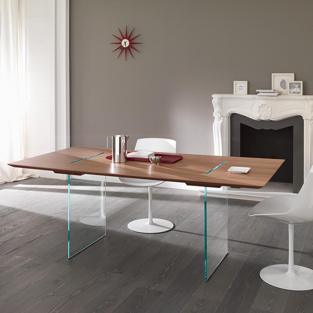 Esstisch Urbino ~ Design Tisch TAVOLANTE von Tonellidesign  DieWohnGalerie