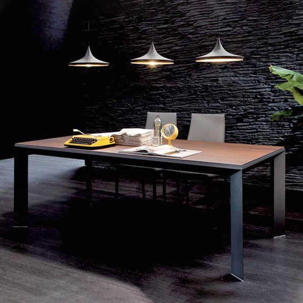 ausziehbarer Tisch METRO-legno